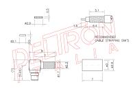 MMCX-01L-TGG - Deltron Italia